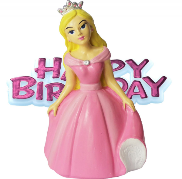 Princess Topper and Motto